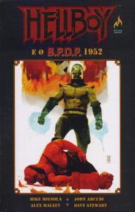 Hellboy e o B.P.D.P. | R$39