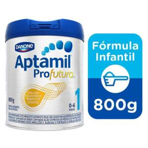Fórmula Infantil Aptamil Profutura 1 Danone Nutricia 800g   R$58