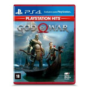 Jogo God of War 4 - Playstation Hits - PS4 | R$56