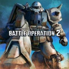 (Grátis) Mobile Suit Gundam Battle Operation 2