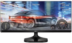 "LG 25UM58-PF Ultrawide - Monitor Gamer LED 25"" Full HD - R$849"