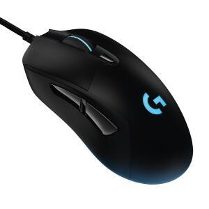 Mouse Gamer Logitech G403 Hero 16k, RGB Lightsync, 6 Botões, 16000 DPI | R$164
