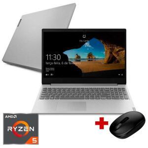 Kit Notebook Lenovo Ideapad S145 AMD® Ryzen5-3500U + Mouse Microsoft 1850