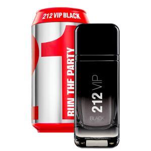 |BELEZANAWEB| CH 212 VIP Black Collector Eau de Parfum - 100ML - R$ 297,41