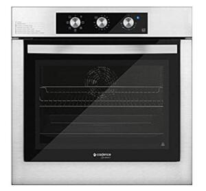 Forno Elétrico de Embutir Gourmet, 45 L, Inox, 220v, Cadence