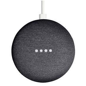 Assistente Google Home Mini - Ativado por Voz - Bluetooth 4.1 - Preto - GA00216-US
