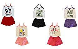 Kit com 10 pijamas baby dool short dool malha atacado pijaminhas