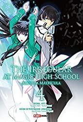 The Irregular at Magic High School. Arco da Matrícula - Volume 4 (Português) Capa comum