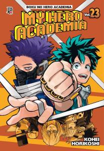 My Hero Academia - Vol. 23 (Português) Capa comum