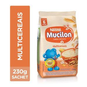 [50% NA SEGUNDA UNIDADE] Cereal Infantil Mucilon Multicereais 230g