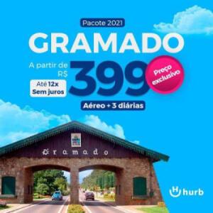 Pacote Gramado - 2021