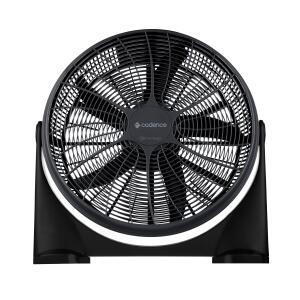 Circulador de Ar Ventilar Circuler, Preto, 220v, Cadence