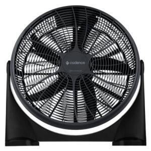 Circulador De Ar Cadence Ventilar Circulare 220v Preto