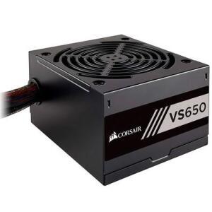 Fonte Corsair 650W 80 Plus White VS650