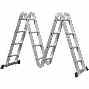 [AME R$348] Escada multifuncional Mor 4x4 16 degraus | R$ 355