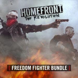 [PSN DIGITAL] Homefront: The Revolution 'Freedom Fighter' Bundle - PS4