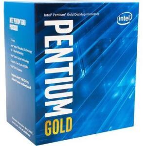 Processador Intel Pentium G5400 Coffee Lake, 8a Geração, Cache 4MB, 3.7Ghz, LGA 1151 - R$380