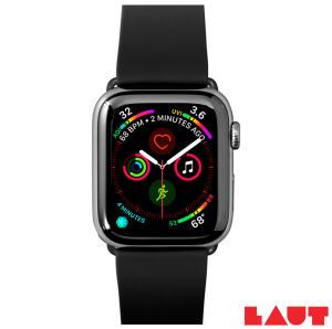 Pulseira para Apple Watch 42/44mm Active em Borracha TPU Onyx   R$ 152