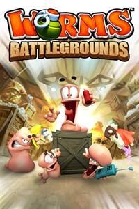 Jogo Worms Battlegrounds - Xbox one   R$13