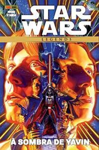 HQ   Star Wars Legends. À Sombra de Yavin - R$56