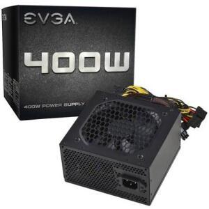 Fonte EVGA 400W 100-N1-0400-L | R$180