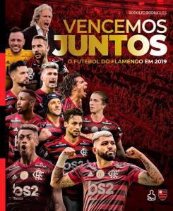 Livro Vencemos Juntos - O Futebol do Flamengo em 2019 | R$50