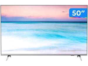 Smart TV 4K LED 50 Philips 50PUG6654/78 Wi-Fi - Bluetooth | R$1994