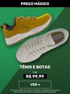 [APP] Oferta Mágica (Tênis e Botas) por R$99,99