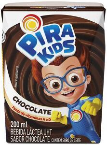 [Prime] 6 Achocolatado Pirakids 200ml