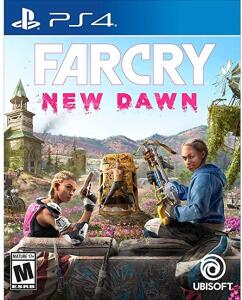 Far Cry New Dawn - Ps4 - FG Americanas prime