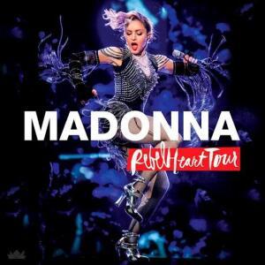 MADONNA - Rebel Heart Tour - CD Duplo