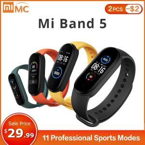 Xiaomi Mi Band 5 - R$169