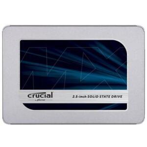 SSD Crucial MX500 500GB SATA | R$ 480