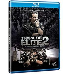 Blu-Ray Tropa de Elite 2 | R$5