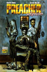 Preacher - Salvação - Volume 7 | R$41