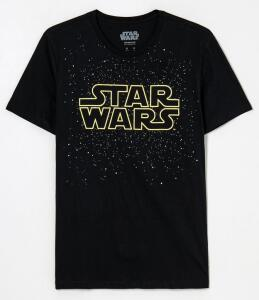 [CC Mastercard] Camiseta Star Wars Estampa - R$25