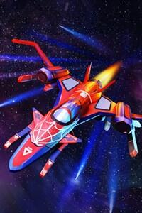 Spider Jet Flight - Shoot & Strike