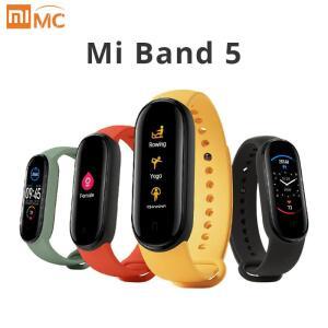 Xiaomi Mi Band 5 CN Version   2 unidades   R$298