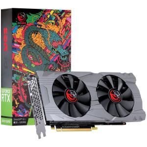 Placa de Vídeo Pcyes Geforce RTX 2060 Super Graffiti Series, 8GB GDDR6, 256Bit | R$2699