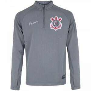 Camisa Manga longa Corinthians 2020 Nike (Infantil) | R$80