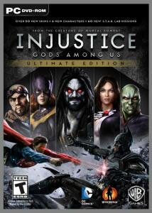 Jogo grátis Injustice: Gods Among Us Ultimate Edition