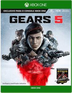 Gears 5 - Xbox One R$69