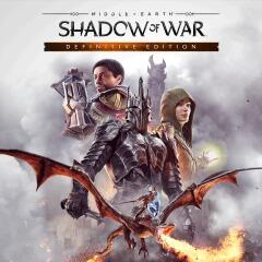Shadow of War - Definitive Edition [PS4] - R$60