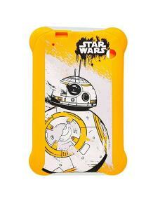 "[Prime] Multilaser PR940 Case Para Tablet 7"" Star Wars, Laranja - R$ 7"