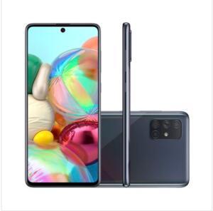 Smartphone Samsung Galaxy A71 128GB Preto | R$ 1.899