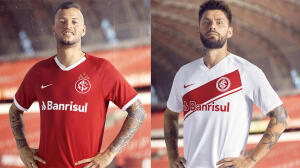 Camisa Nike Internacional 2019/20 Torcedor Pro Masculina I ou II - Tamanho P ou G