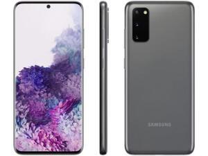 (clube da Lu e usuários selecionados) Smartphone Samsung Galaxy S20 todas as cores