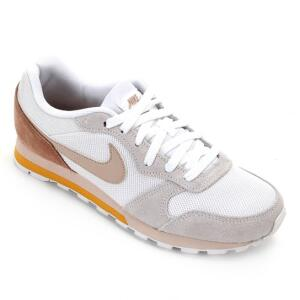 Tênis Nike Md Runner 2 Feminino - Branco e Areia | R$128