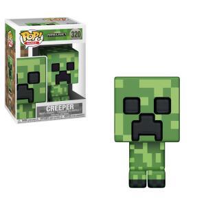 Boneco Funko Pop Games Minecraft - Creeper Funko Pop