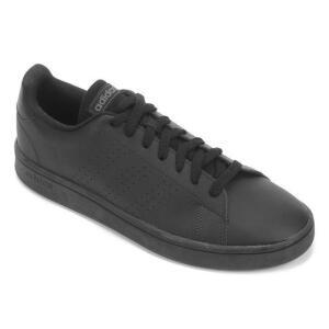 Tênis Adidas Advantage Base Masculino - Preto | R$ 128